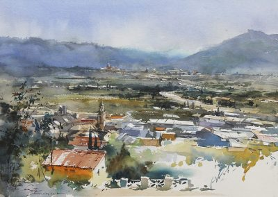 Igor Sava - View from home